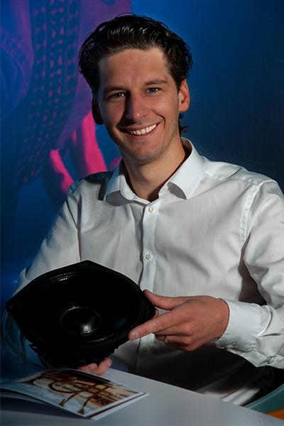 Meet Leo Vranken