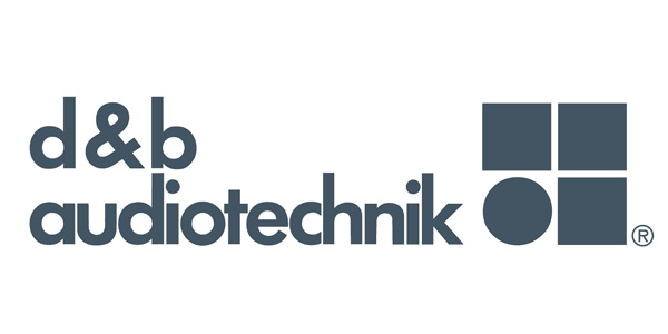 Logo d&b audiotechnik