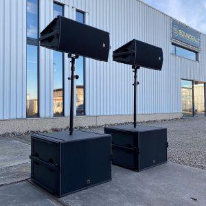L-Acoustics ARCS Wide-2 SB18m-2