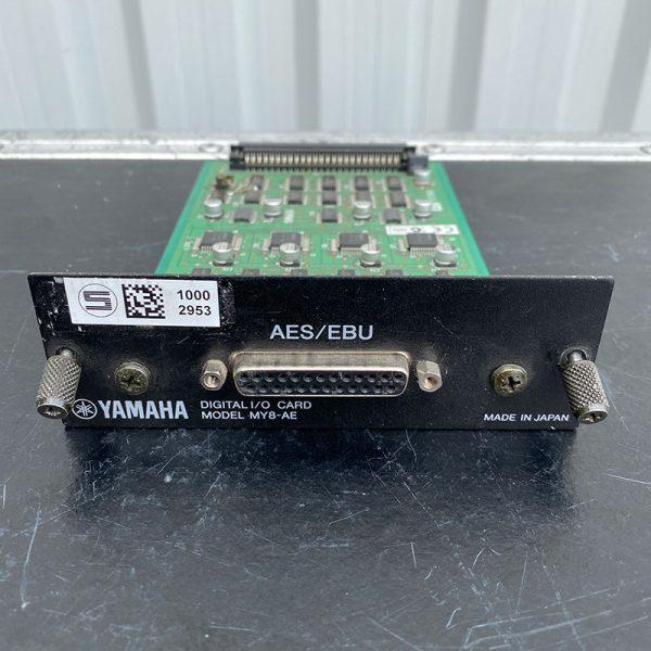 Yamaha MY8-AE
