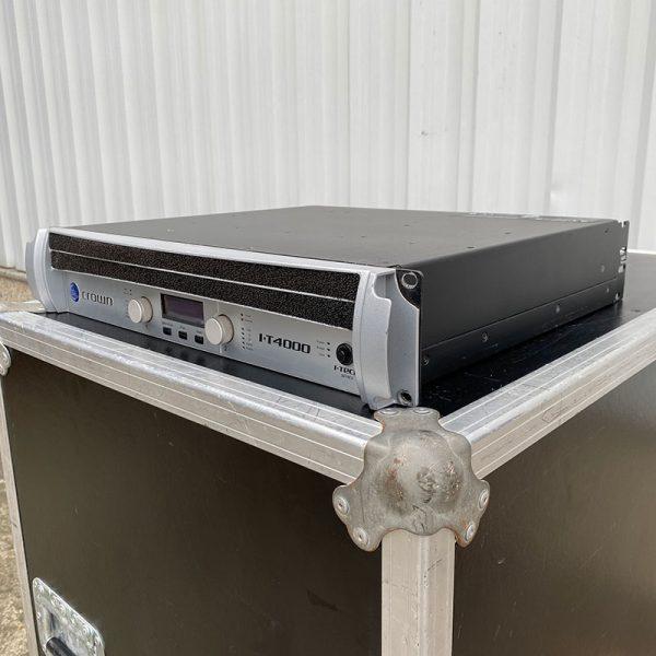 Crown I-Tech 4000