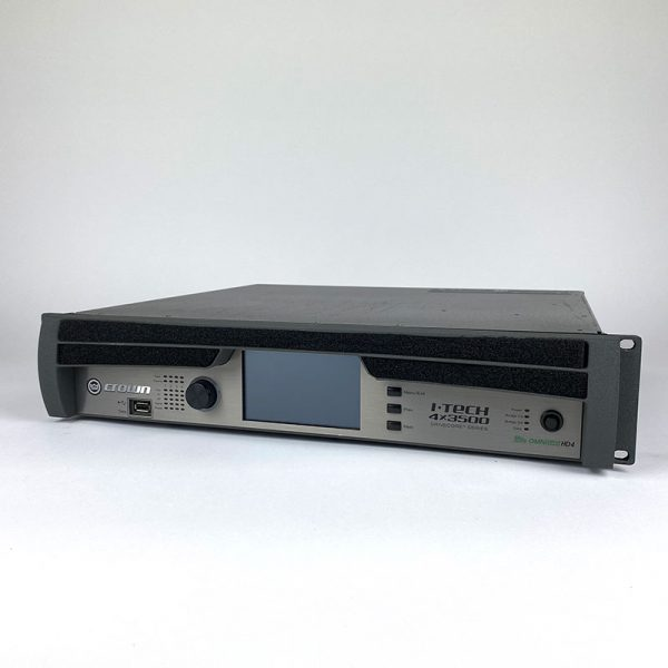 Crown I-Tech 4x3500