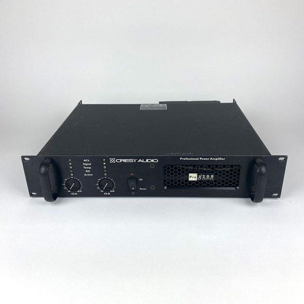 Crest Pro 8200