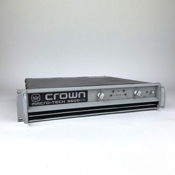 Crown Macro-Tech 3600VZ